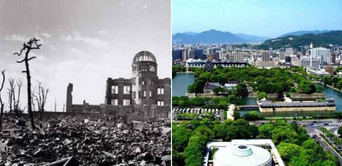 Japon la tierra del sol naciente