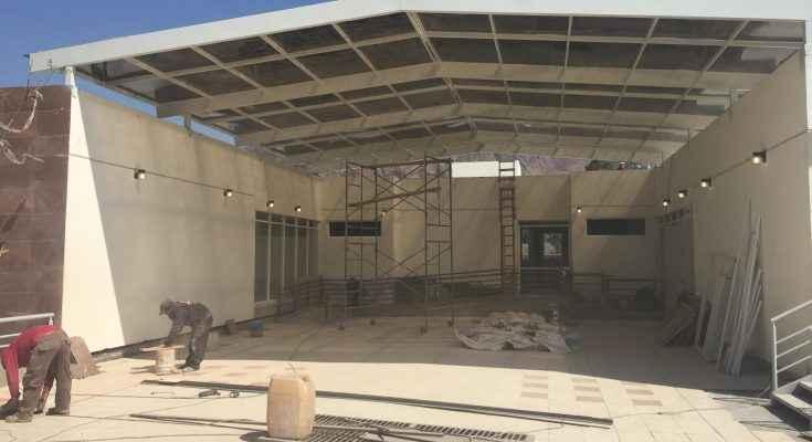 Ampl an dos centros de salud al sur de la ciudad de m xico for Terrazas tlahuac