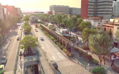 Corredor Cultural Chapultepec 2