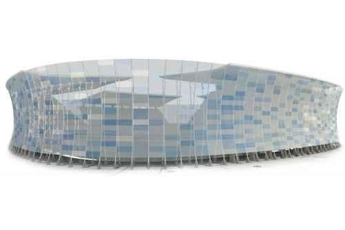 Estadio Cuauhtémoc 3