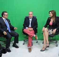 José Luis Solórzano, Urbano y Miriam Saldaña