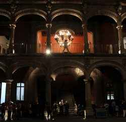 MiŽrcoles 29 de Octubre. Actividades realizadas en el  Museo del Estanquillo, Museo del Archivo de la Fotogr‡fico y el Museo de la Ciudad de MŽxico en el marco del programa Noches de Museos. Foto: JosŽ Luna / Secretaria de Cultura