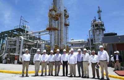 Pemex Puebla metanol