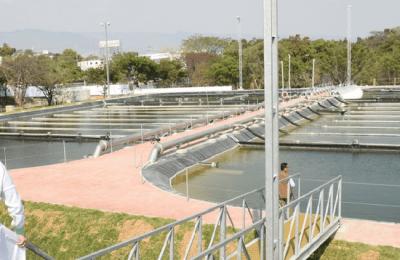 Planta tratamiento de aguas residuales Chiapas