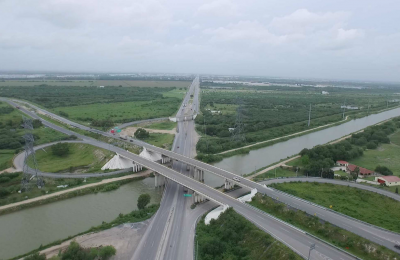 Viaducto a Reynosa