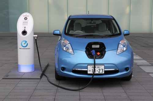 coches-electricos-nissan-leaf