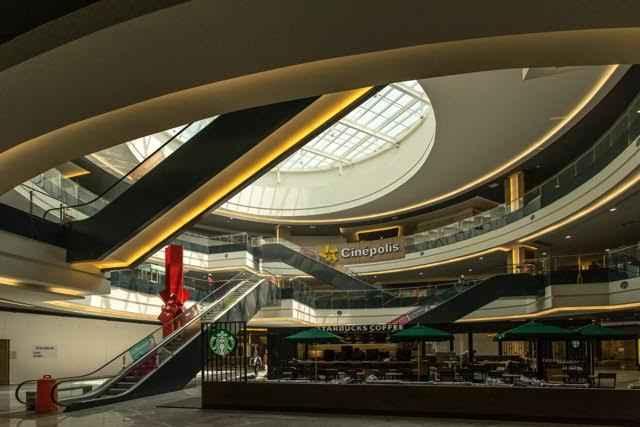 marca famosa gran selección de calidad de marca Envuelve arquitectura al nuevo Centro Comercial Cosmopol ...