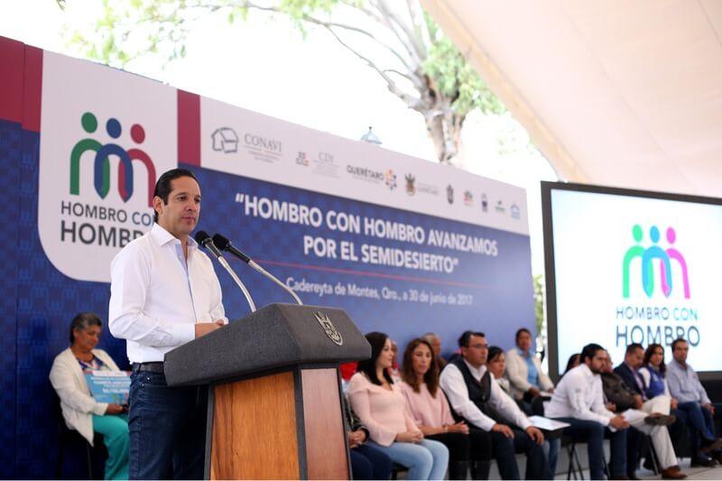 Invierten 22 mdp para acciones de vivienda en Querétaro