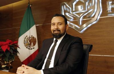 """""""Hacer más con menos"""", la visión en Fovissste-Agustin Rodríguez"""