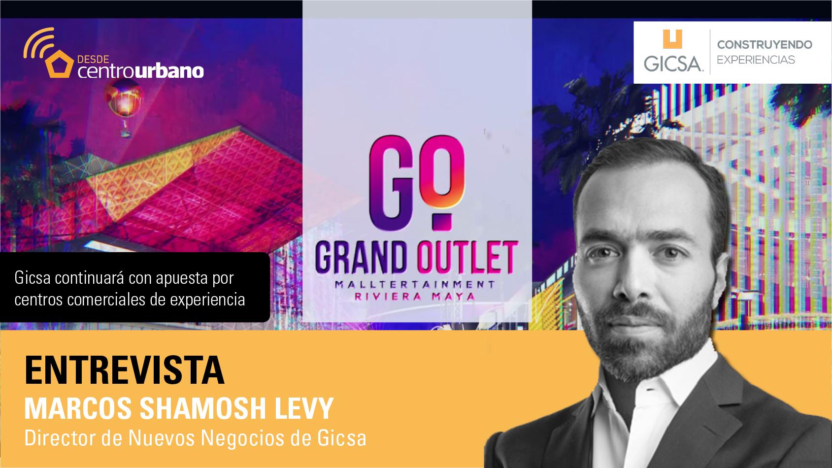 Gicsa continuará con apuesta por centros comerciales de experiencia
