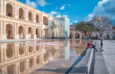 Premian restauración del Antiguo Palacio Municipal de San Cristóbal de las Casas
