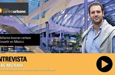 ▶️Video | Inmobiliarios buscan certeza para invertir en México