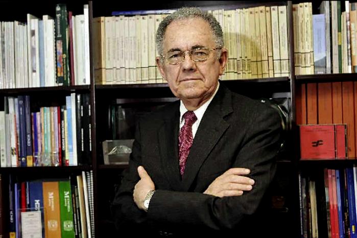 Jiménez Espriú, un experto en la ingeniería mexicana