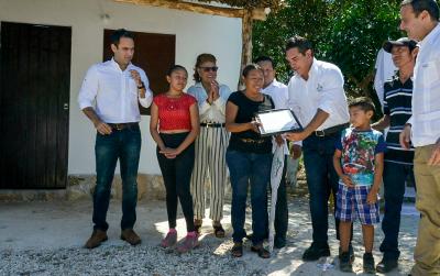Conavi aumentó presupuesto para vivienda en Campeche