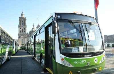 Incrementa tarifa de microbuses, vagonetas y autobuses en la CDMX