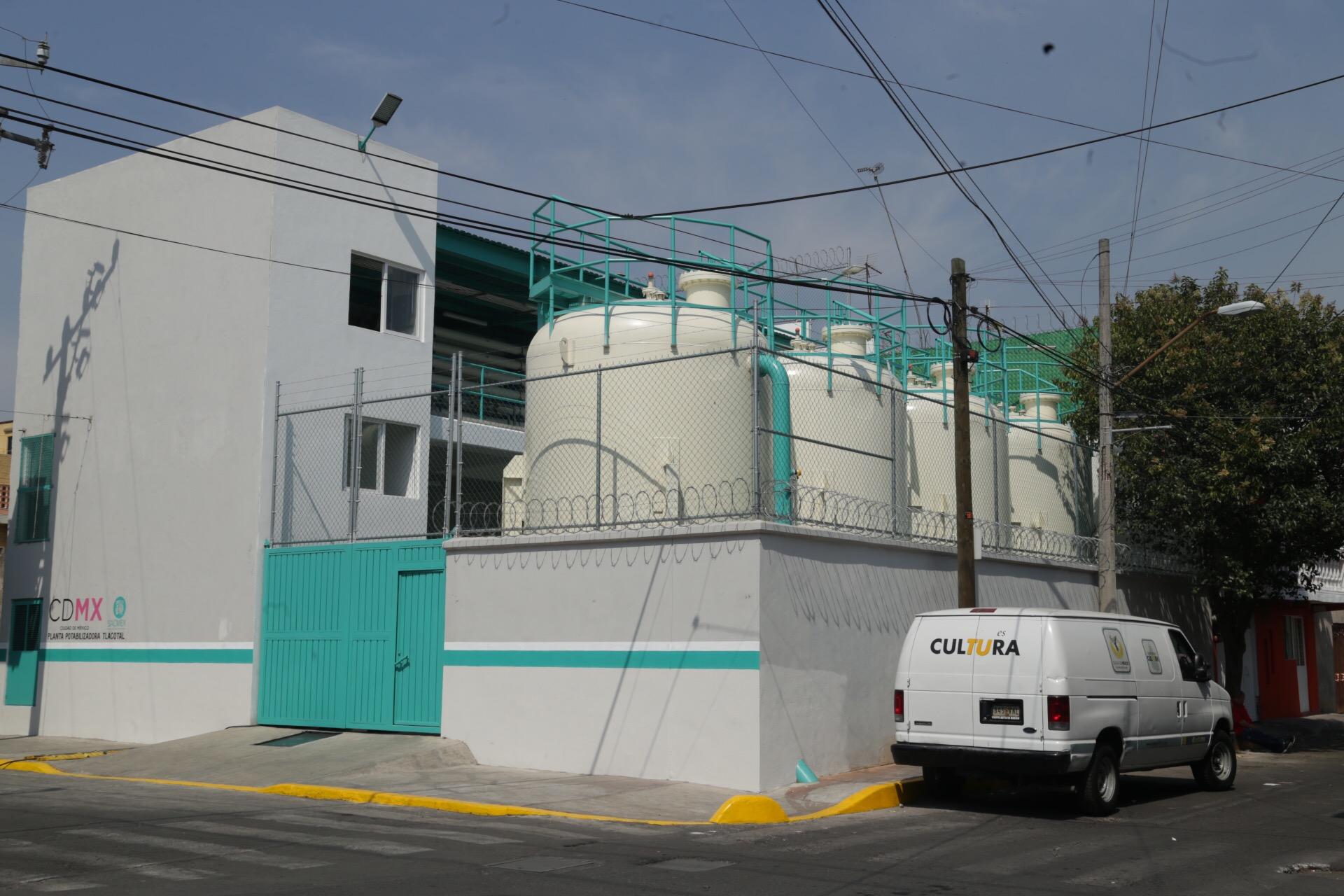 Garantizan agua a 22 mil vecinos en Iztacalco