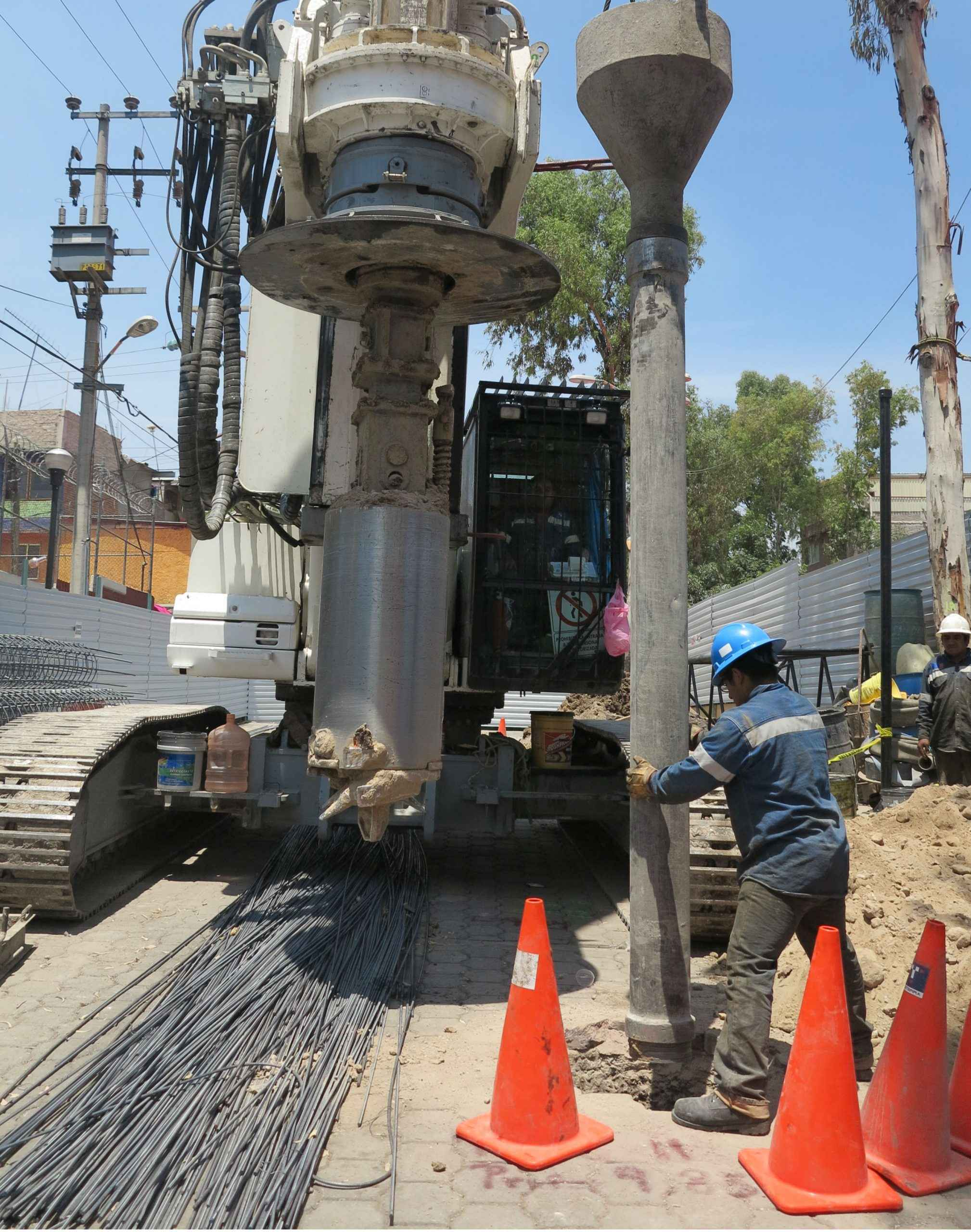SOBSE inició ampliación de L12 y obras de mitigación