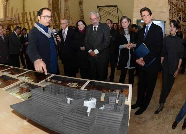 Remodelan el Museo de las Constituciones de la UNAM