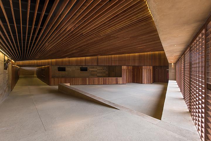 Centro Cultural Teopanzolco obtiene Premio Oscar Niemeyer 2018