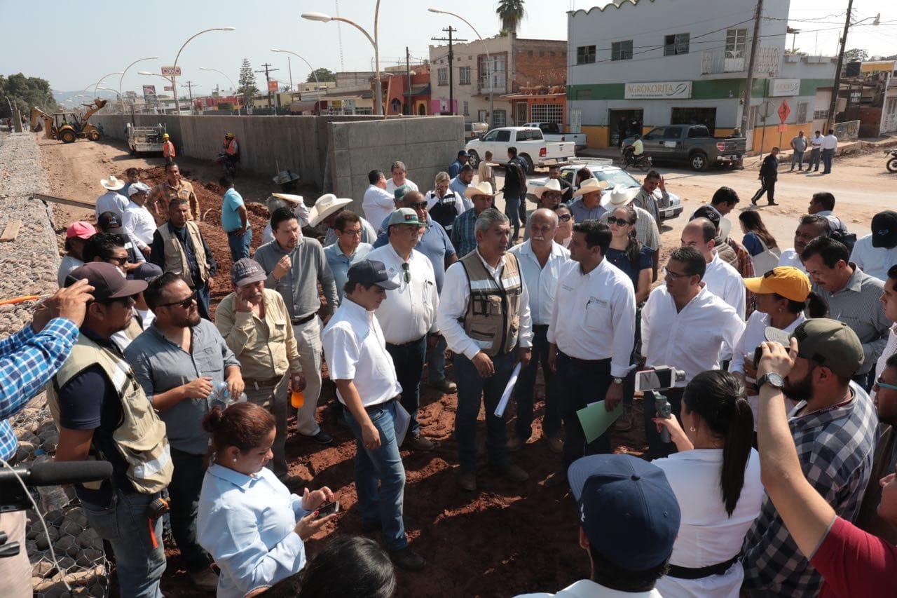 SEDATU se une a la reconstrucción de vivienda en Nayarit