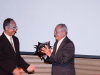 Francisco Serrano recibe premio Noldi Schreck por su trayectoria