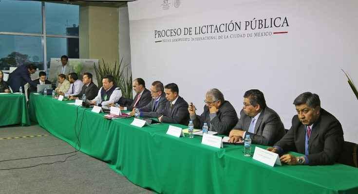 NAICM recibe 14 propuestas para construir losa de cimentación
