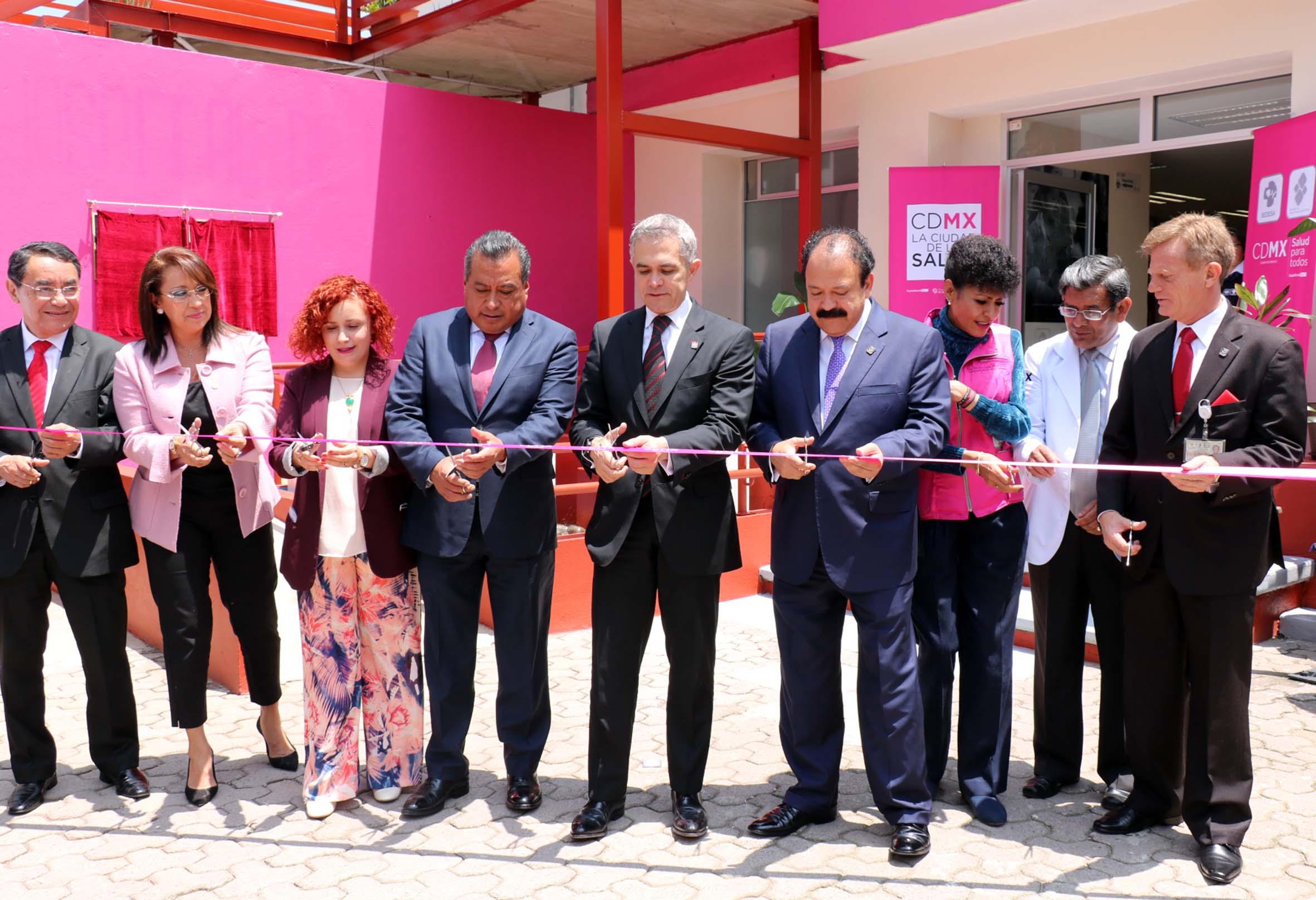 GCDMX inaugura el Hospital de las Emociones en Milpa Alta