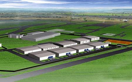 Aumentará capacidad de parques industriales de Querétaro