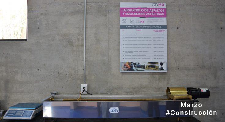 Inauguran laboratorio que analizará obras en la CDMX