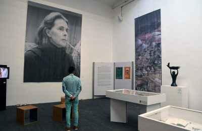 """Concluyó la exposición """"100 años de una artista: Leonora Carrington"""""""