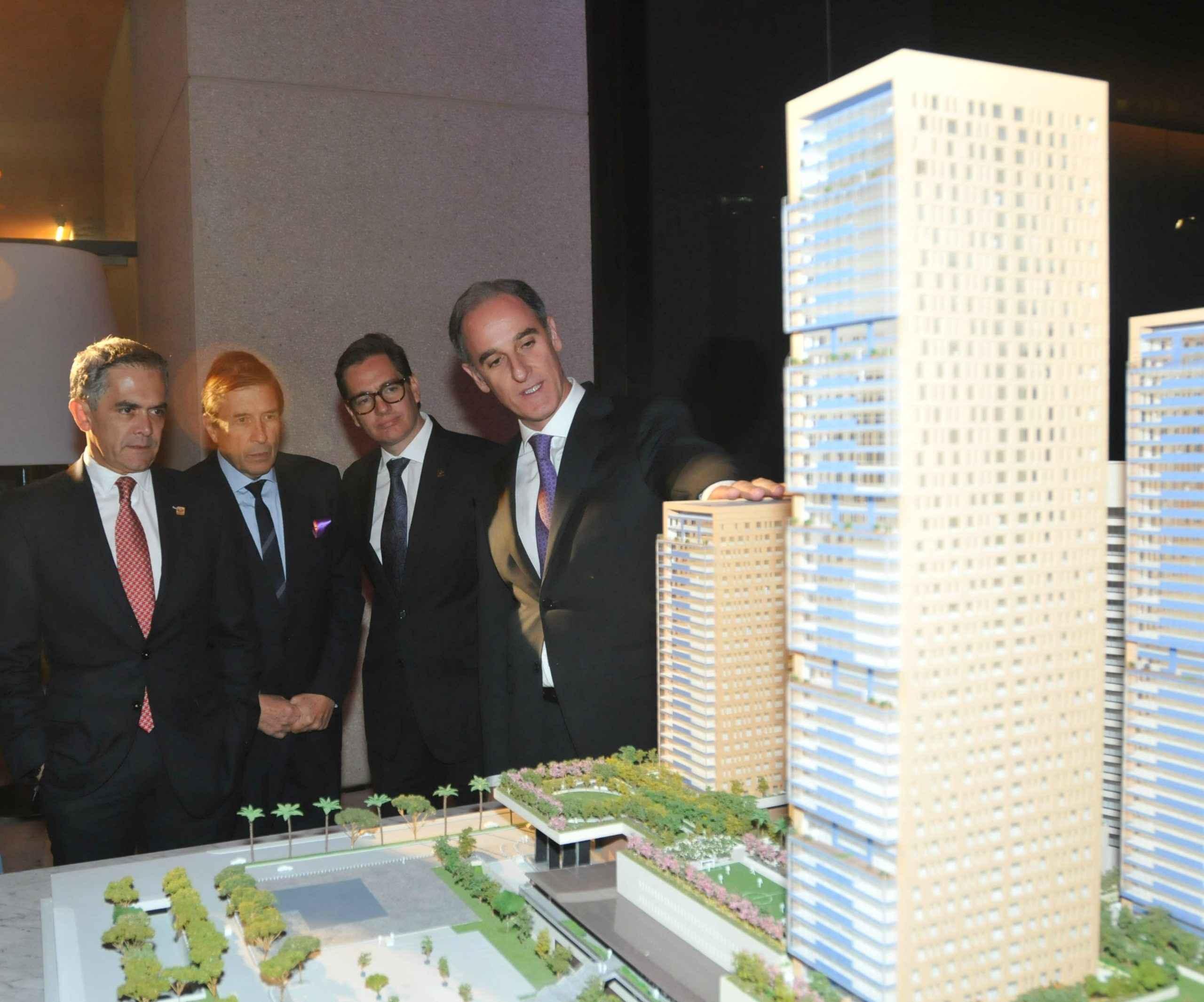 Inauguran primera etapa del desarrollo Miyana