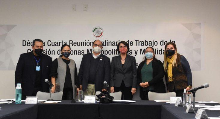 Impulsa Senado creación de Institutos de Planeación a nivel metropolitano