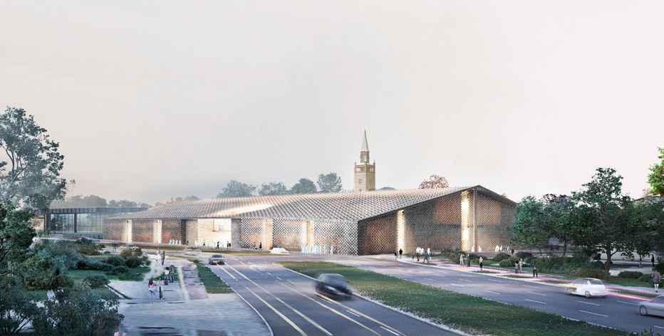 Muestran diseño del Museo del Siglo XX de Berlín