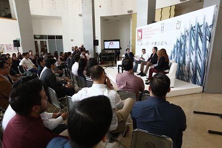 Sonora realiza Foro de Jóvenes Arquitectos Emprendedores