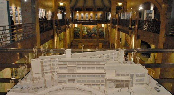 Museo Nacional de Arquitectura cumplirá 35 años