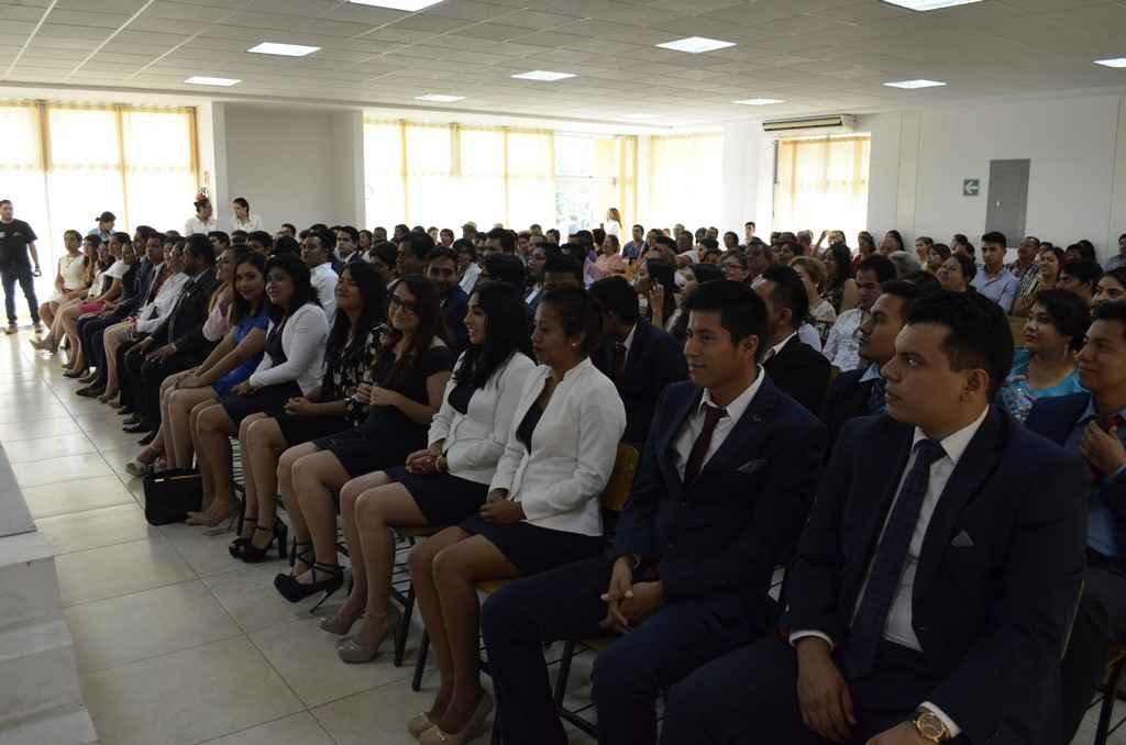 86 arquitectos se gradúan de la Universidad Autónoma de Chiapas