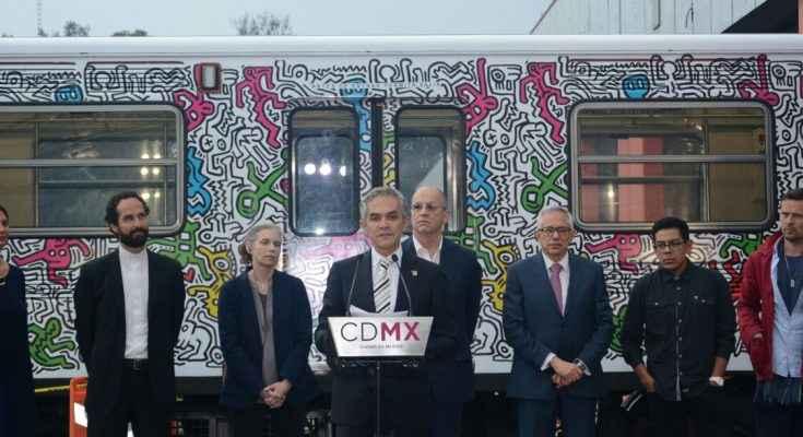 Presentan proyecto Ser Humano, Ser Urbano en STC Metro