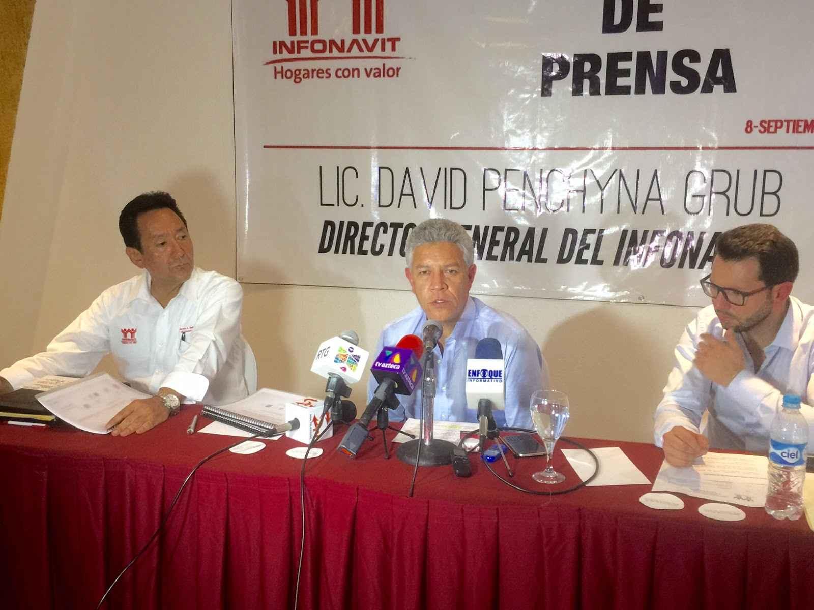 Guerrero prevé alcanzar 90 mil créditos Infonavit