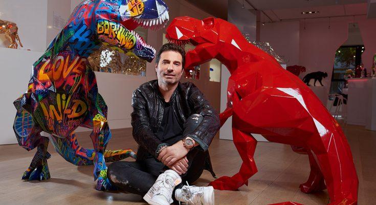 Primera galería de Richard Orlinski en AL llegará a México en septiembre