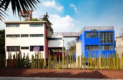 Museo Casa Estudio Diego Rivera y Frida Kahlo celebra su 35 aniversario