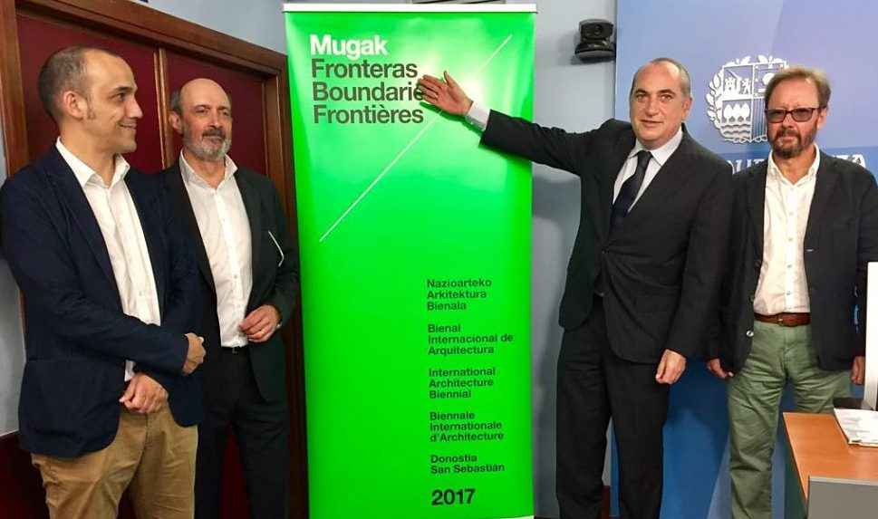 Ganadores del Pritzker 2017 asistirán a la Bienal de Arquitectura de Euskadi