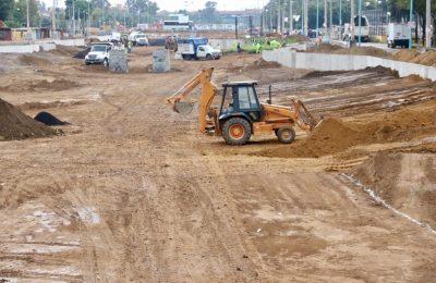 135,000 habitantes se beneficiarán con el Parque Lineal Gran Canal