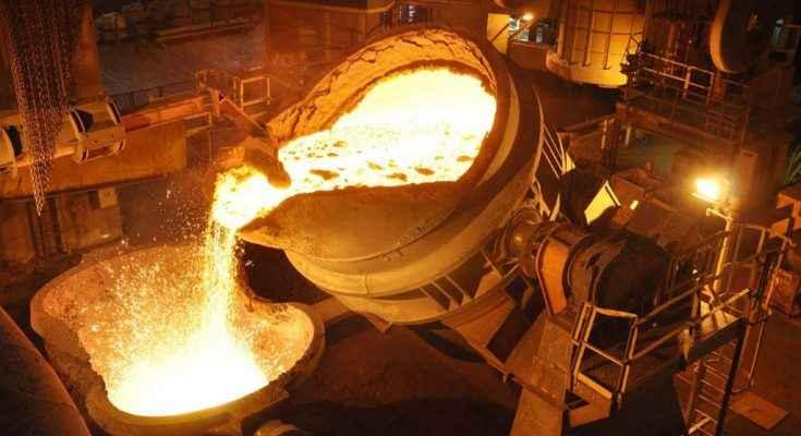Incrementa industria siderúrgica en México este año