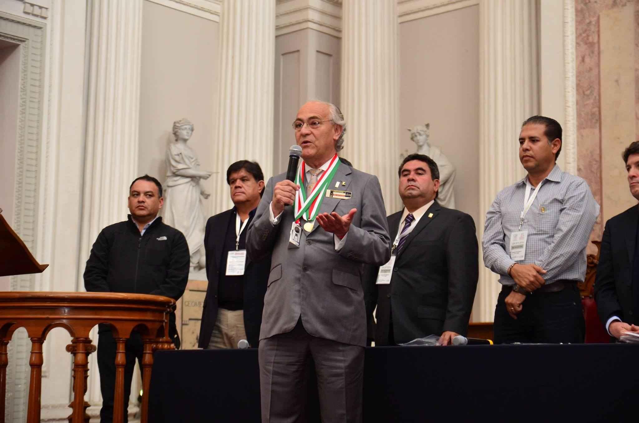 José Luis Cortés Delgado es nombrado presidente de la FCARM