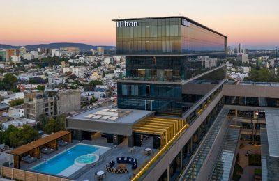 Premian a Hilton de Midtown Jalisco por diseño