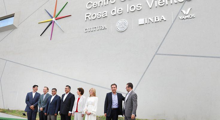 Inauguran en Nuevo León centro arquitectónico dedicado a las artes