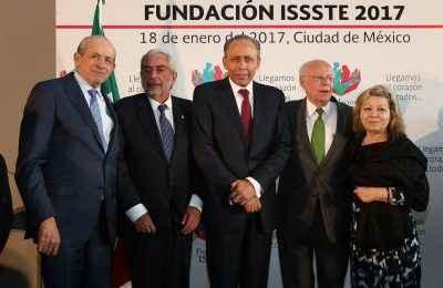 El ISSSTE presenta el nacimiento de su Fundación