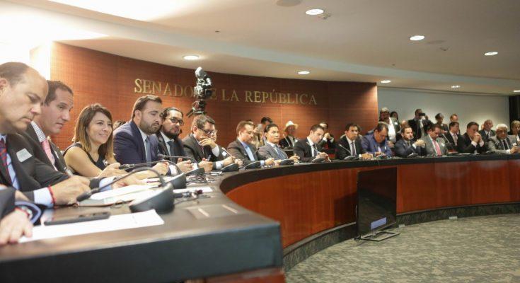Senado y Rusia firman acuerdo para desarrollar proyectos energéticos