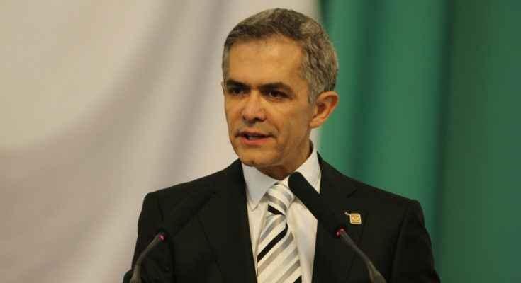Presenta Mancera Espinosa Cuarto Informe de Gobierno