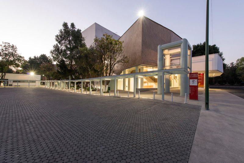 El emblemático Teatro del Bosque Julio Castillo cumple 64 años